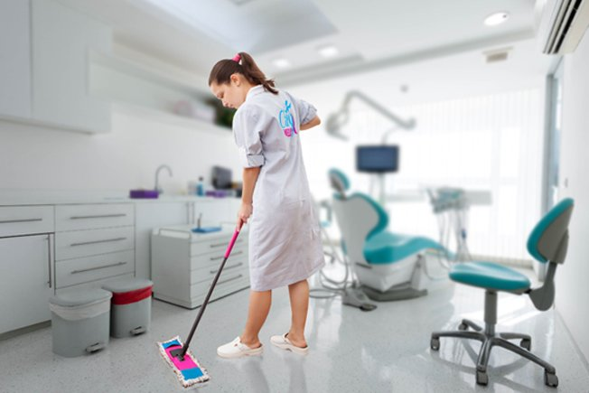 Medical Cleaning Company in Sharja